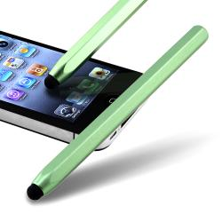Green Metal Stylus for Apple iPhone/ iPod/ iPad