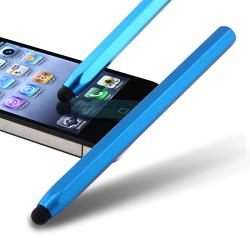 Blue Metal Stylus for Apple iPhone/ iPod/ iPad