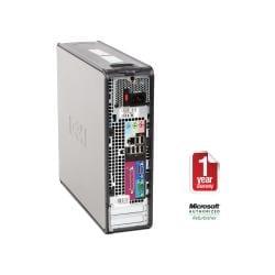 Dell OptiPlex 740 2.1GHz 80GB SFF Computer (Refurbished)