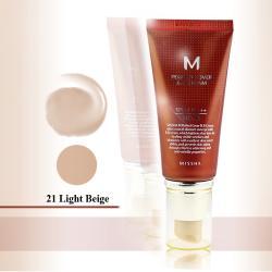 MISSHA M Light Beige Perfect Cover BB Cream Number 21