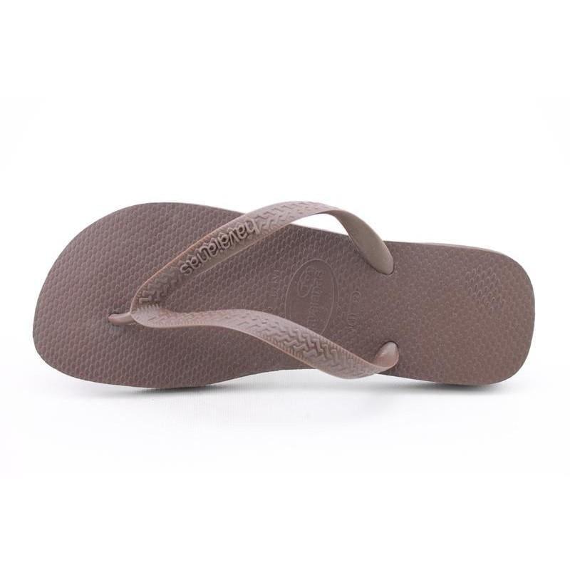 Havaianas Men's Top Browns Sandals (Size 9)