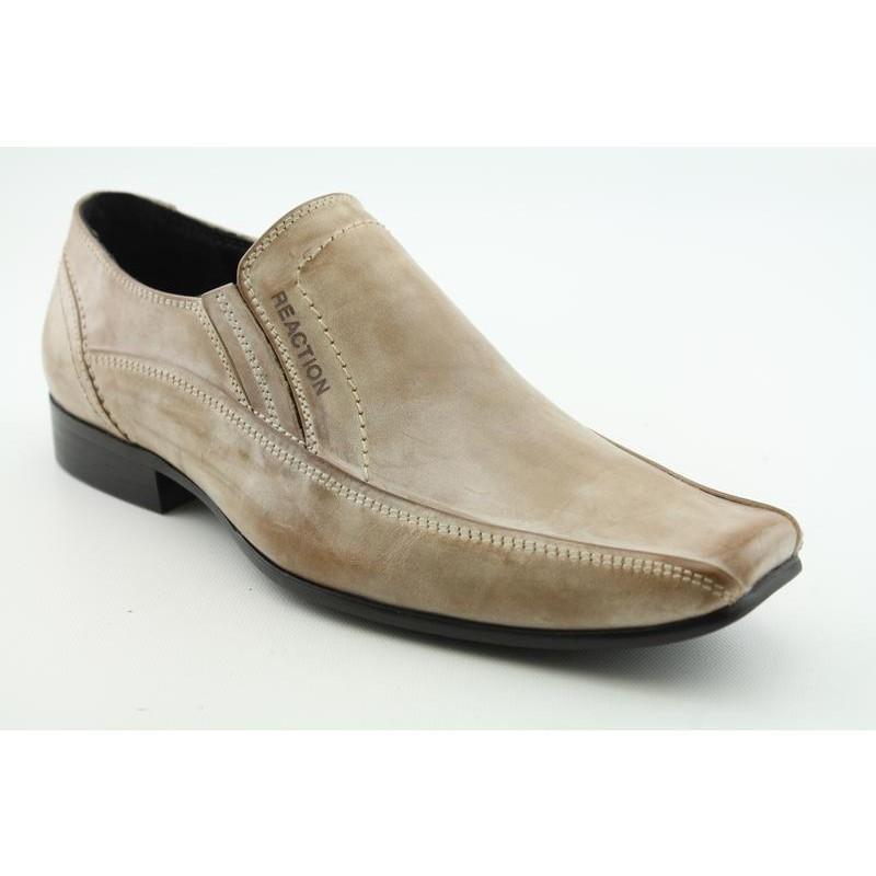 Kenneth Cole Reaction Men's More Now Beige Dress Shoes