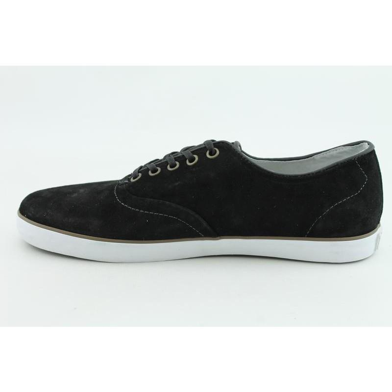 Vans Men's Woessner Black Casual Shoes