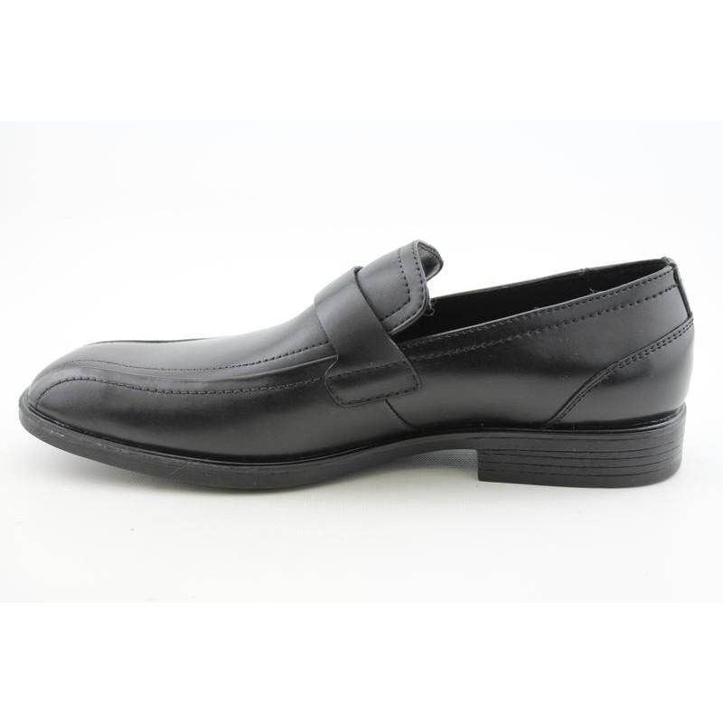Kenneth Cole Reaction 's Wild Guest Blacks Dress Shoes