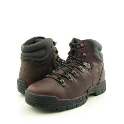 """ROCKY Men's 6"""" MobiLite Max Brown Boots"""