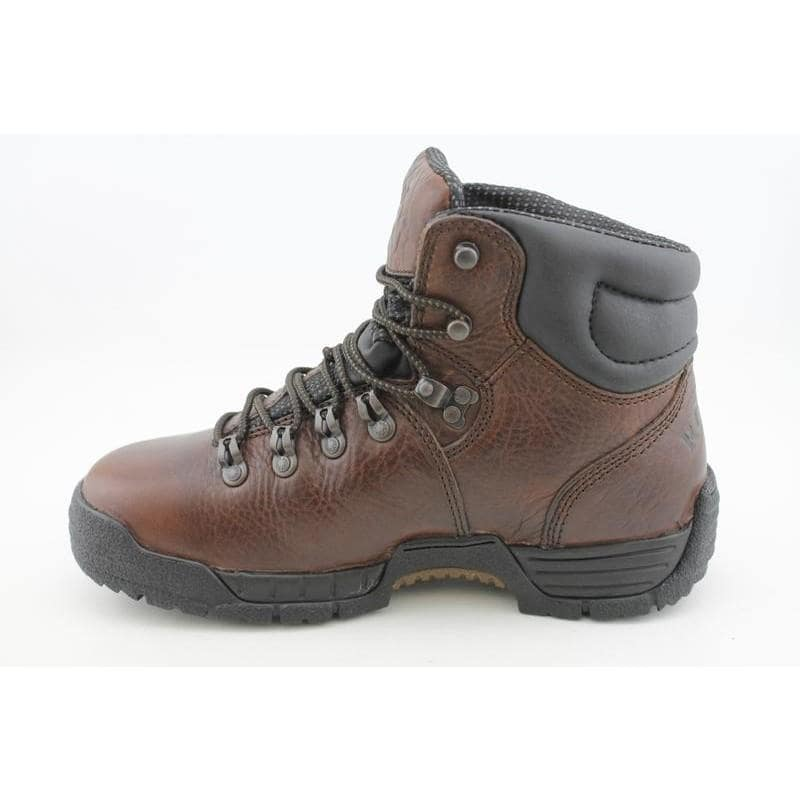 "Rocky Work Men's 7114 MobiLite 6"" Browns Boots"