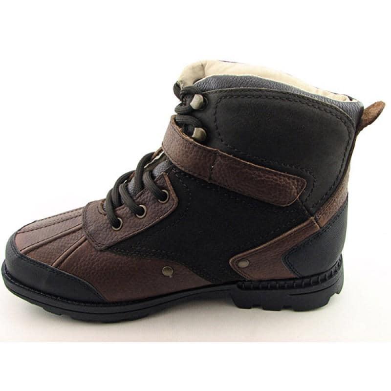 Bearpaw Men's Mark Brown Boots (Size 11)