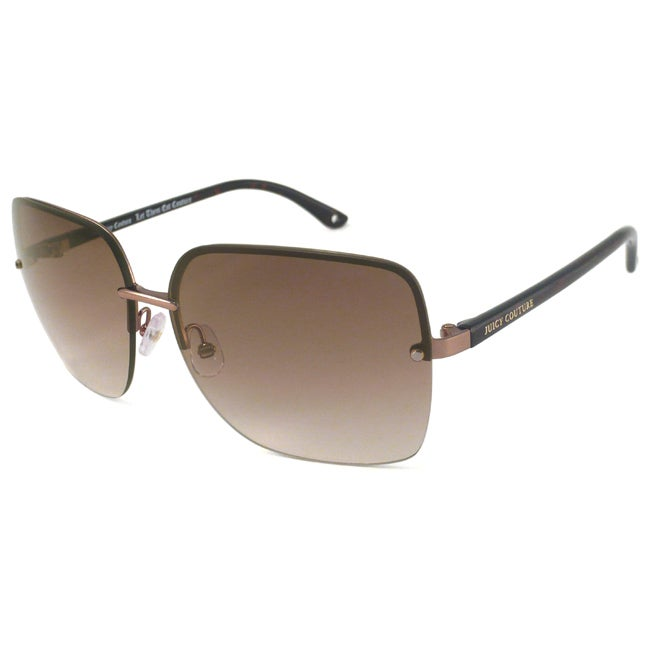 Juicy Couture Pop Women's Rimless Sunglasses