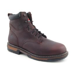 ROCKY Men's 5696 Iron Clad Brown Boots (Size 13)