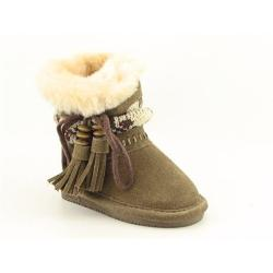 Bearpaw Infants Baby Toddler's Donna Brown Boots