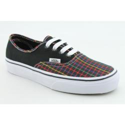 Vans Youth's Authentic Black Casual Shoes