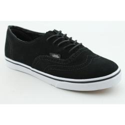 Vans Youth's Authentic Lo Pro Black Casual Shoes