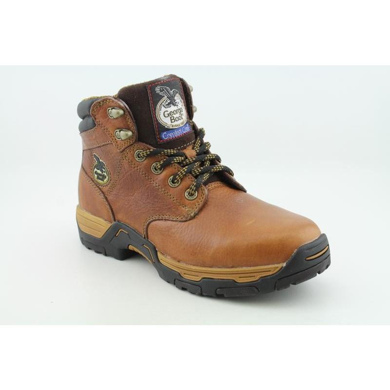 Georgia Men's G6415 Diamond Trax Browns Boots