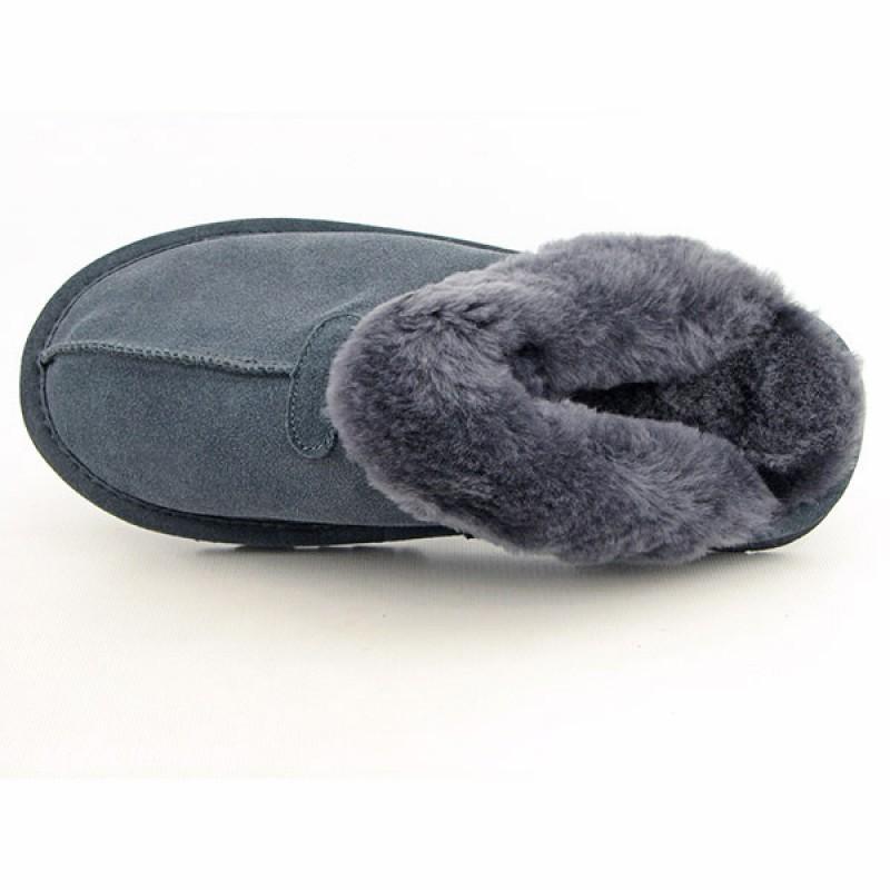 Bearpaw Women's Tegan Gray Slippers