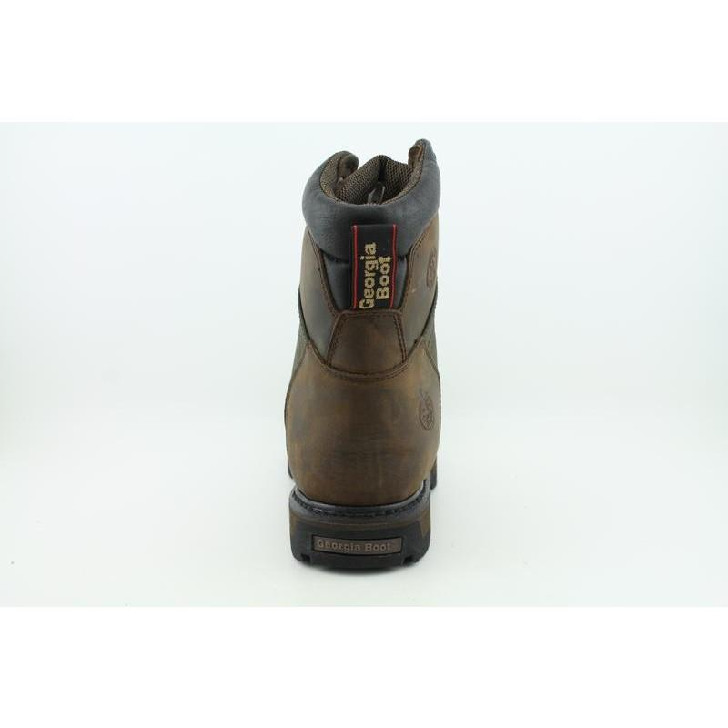 "Georgia Men's G8134 8"" GWP 600g Insulated Beiges Boots"
