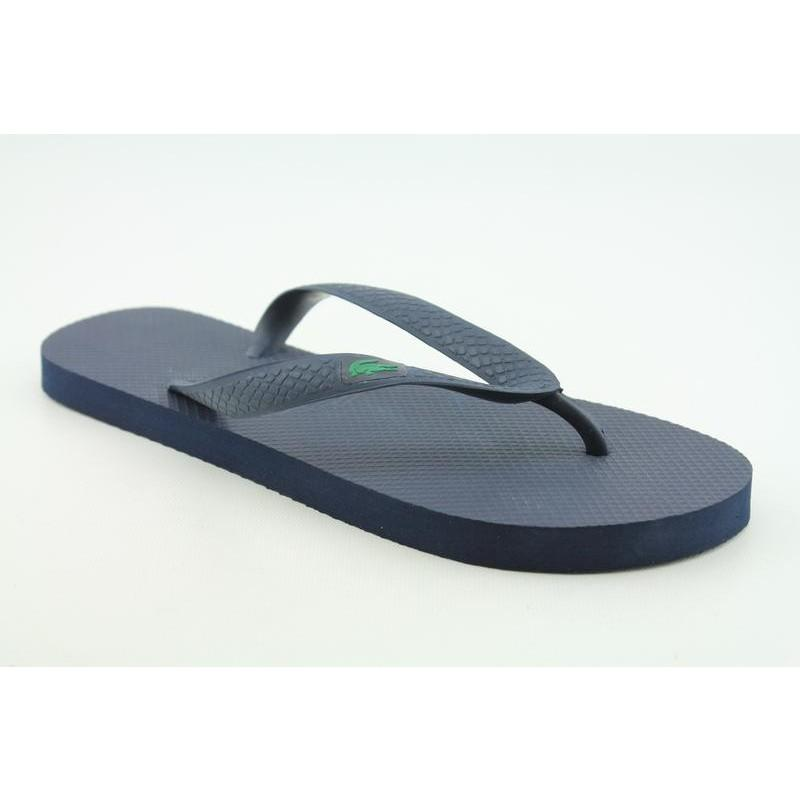 Lacoste Men's Barona Blue Sandals