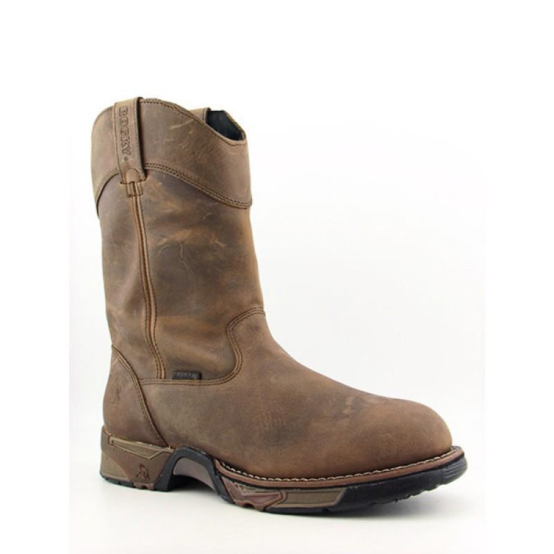 Rocky Men's 6639 Aztec Brown Boots