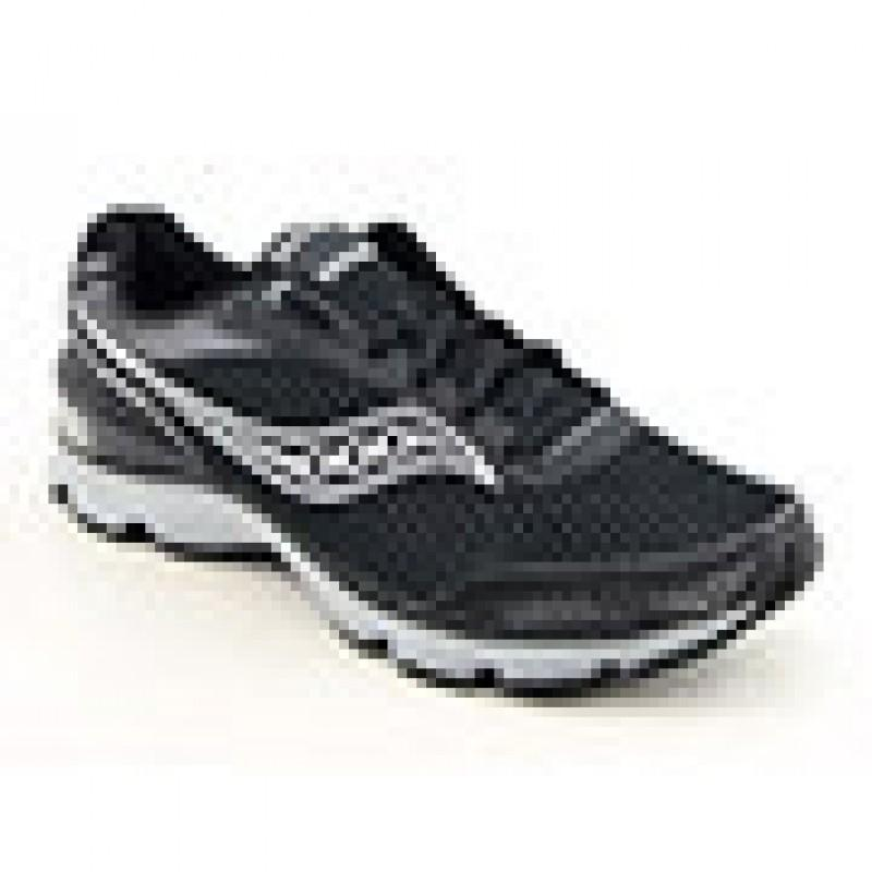Saucony Men's Grid Shadow Genesis Black Athletic