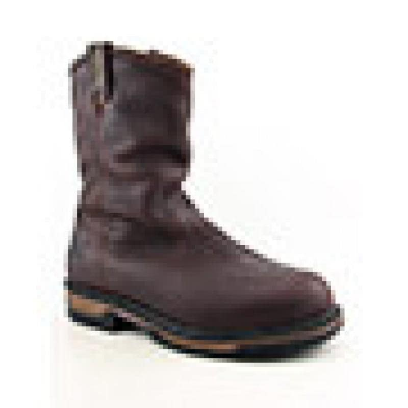 "Rocky Men's 10"" IronClad Brown Boots"