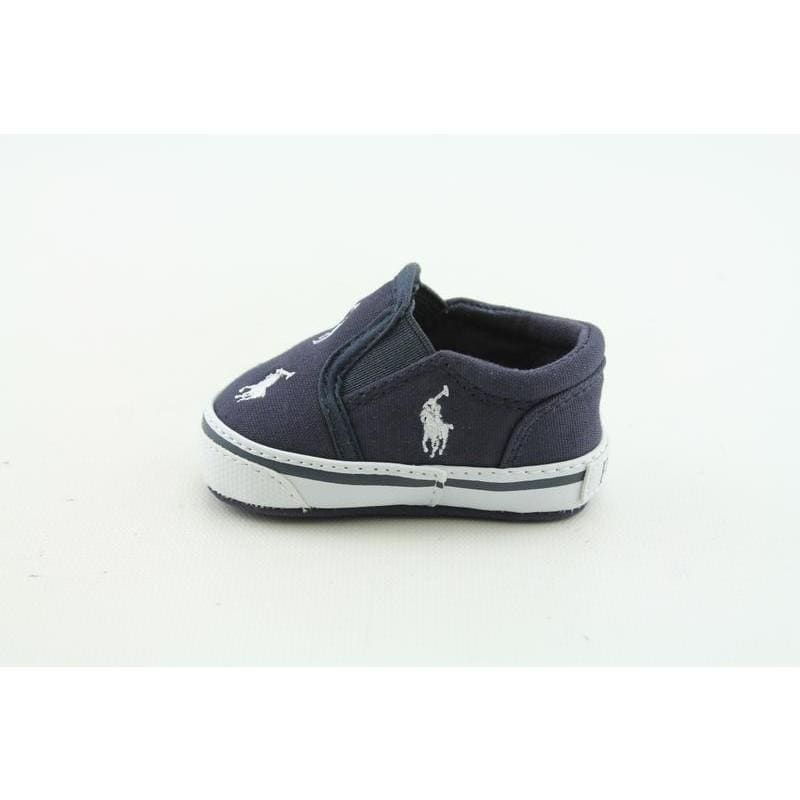 Ralph Lauren Layette Infant's Bal Harbour Repeat Blue Casual Shoes