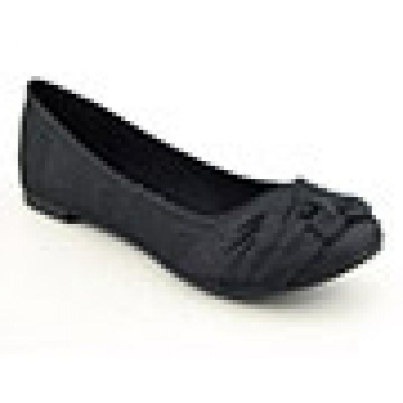 Rocket Dog Women's Memories Black Flats & Oxfords
