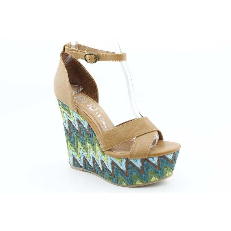 Jeffrey Campbell Women's Bradshaw-2 Browns Dress Shoes