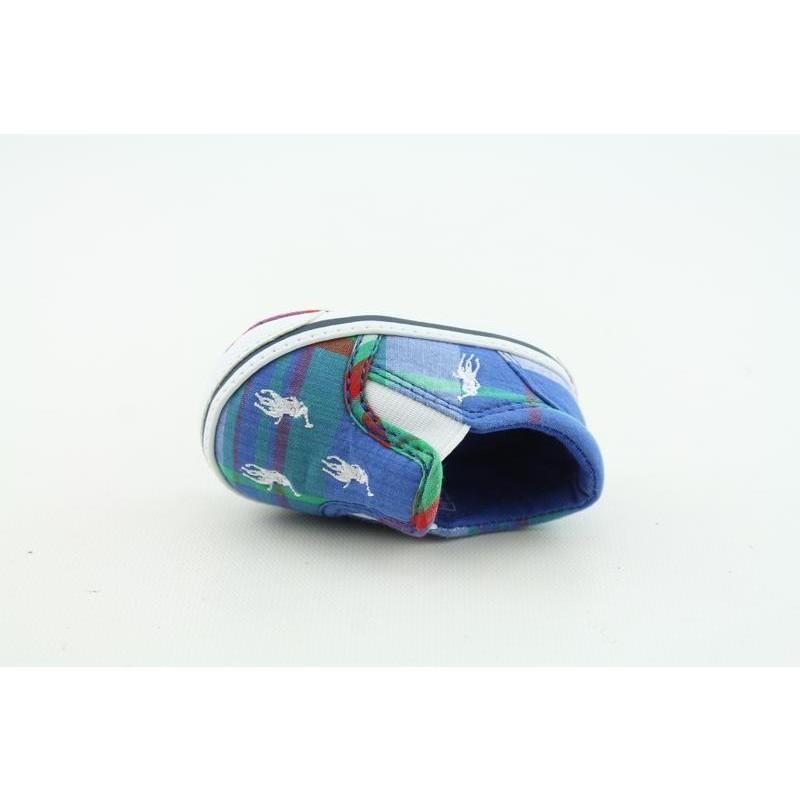 Ralph Lauren Layette Infant's Bal Harbour Repeat Blue Casual Shoes