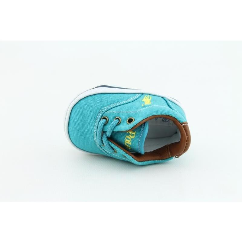Ralph Lauren Infant's Vaughn Blue Casual Shoes (Size 1)