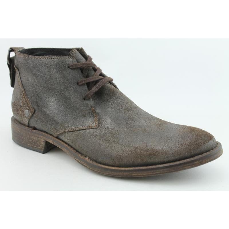 Diesel Men's Son of a Gun Pluck Grays Boots
