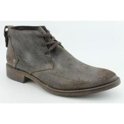 Diesel Men's Son of a Gun Pluck Grays Boots