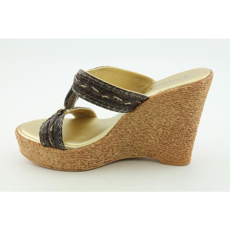 Damiani S Women S 2584s2 Brown Sandals 14239603