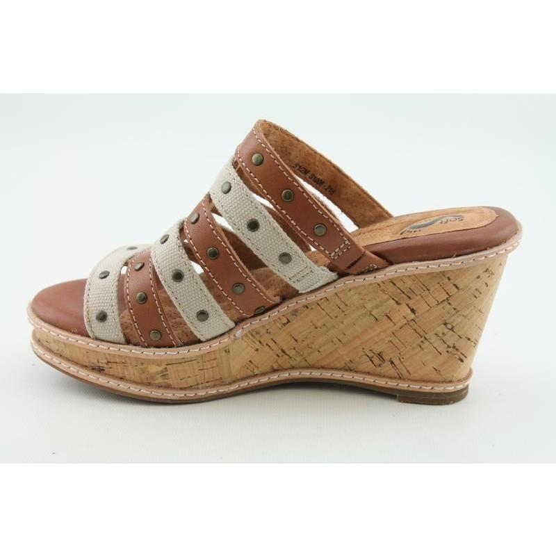 Softwalk Women's San Fran Beiges Sandals