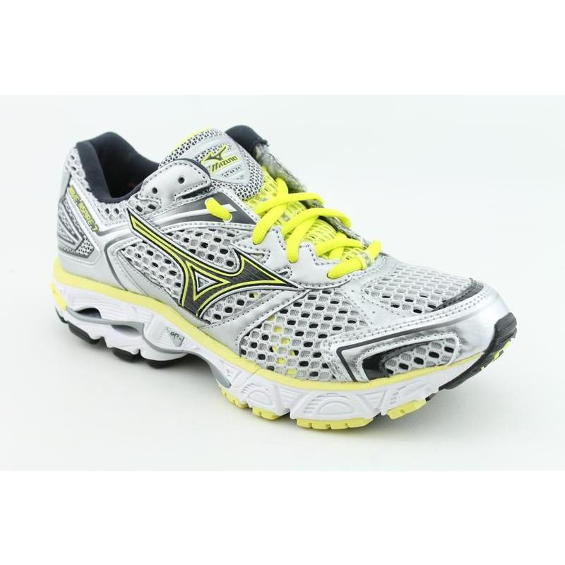 Mizuno Women's Wave Inspire 7 Gray Athletic