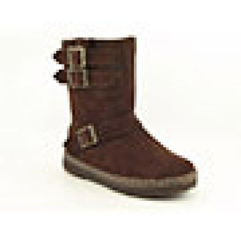 Bearpaw Women's Miriam Brown Boots