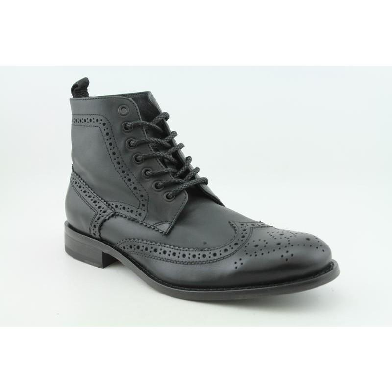 Kenneth Cole NY Men's Quick Think-R Black Boots