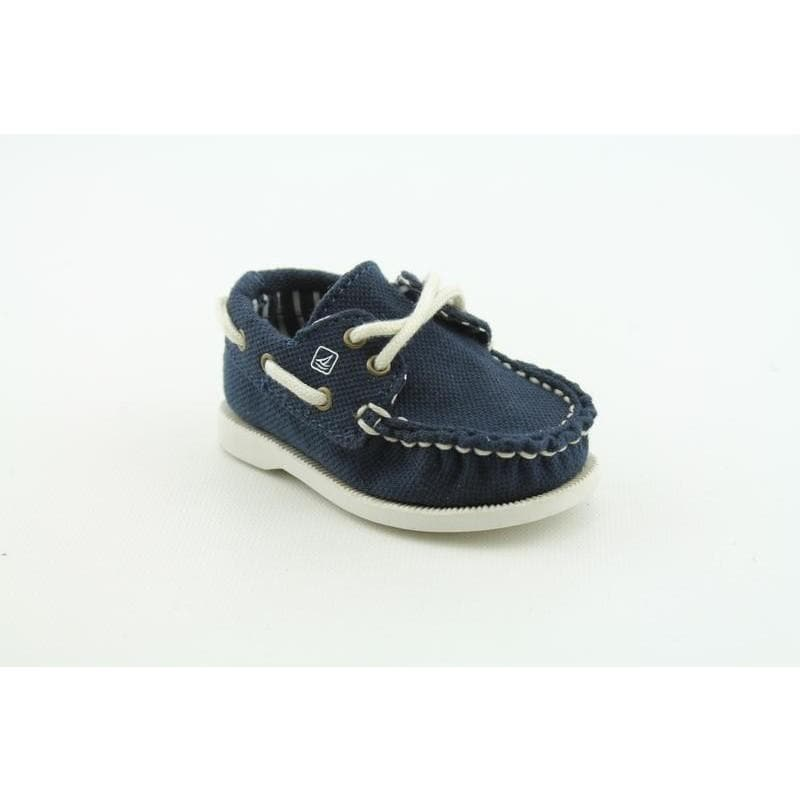 Sperry Top Sider Infant's A/O Crib Blue Casual Shoes