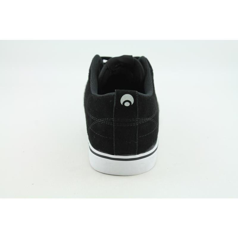Osiris Men's 45 Black Casual Shoes