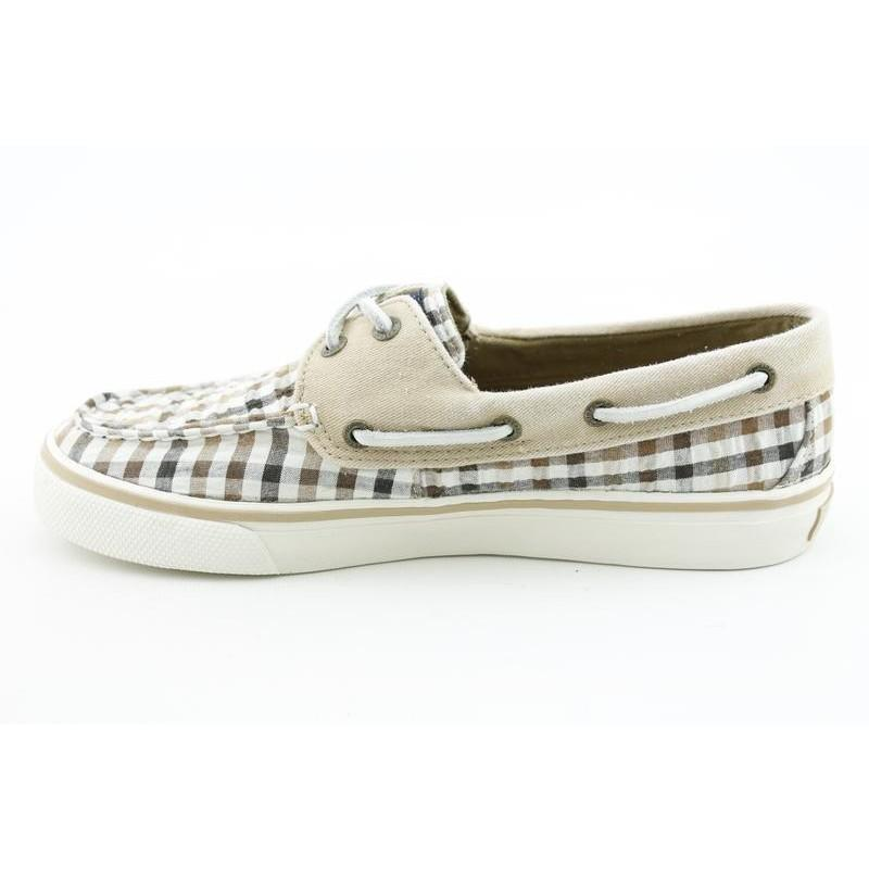 sperry top sider women s a o 2 eye brown casual shoes narrow sperry