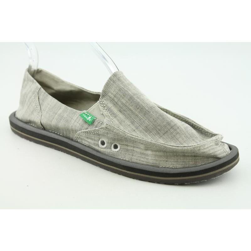Sanuk Women's Athena Gray Casual Shoes