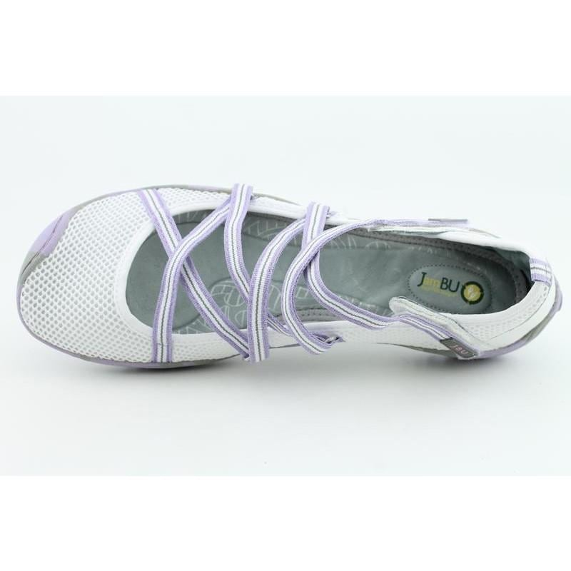 Jambu Women's Vegan White Athletic (Size 9.5)