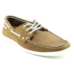 NAUTICA Men's Hyannis Brown Casual, Comfort