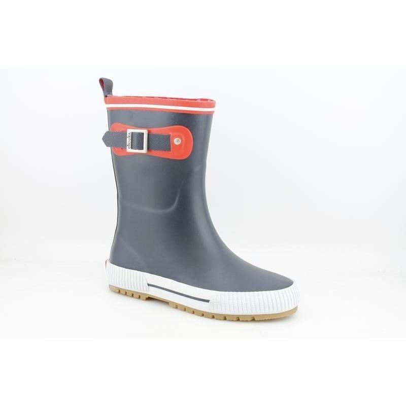 Chooka Women's Decker Solid Blues Boots