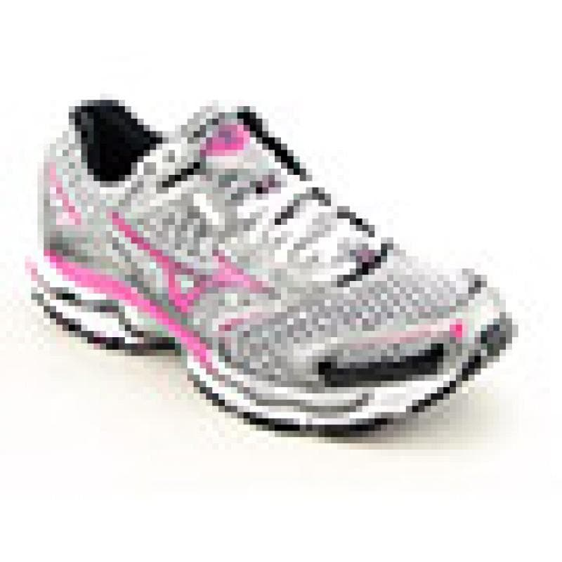 Mizuno Women's Wave Nirvana 6 Metallics Athletic