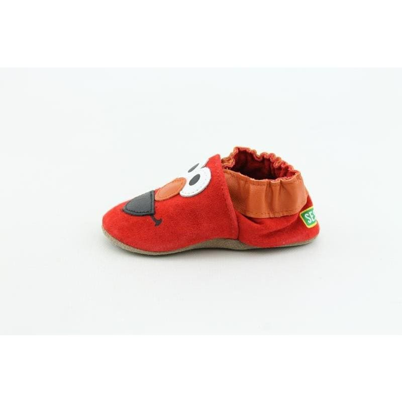 Robeez Youth's 3D Elmo Red Casual Shoes