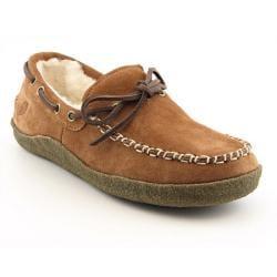 Acorn Men's Yukon MN Brown Slippers