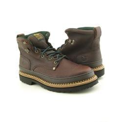 GEORGIA Men's G6274 Brown Boots (Size 10.5)