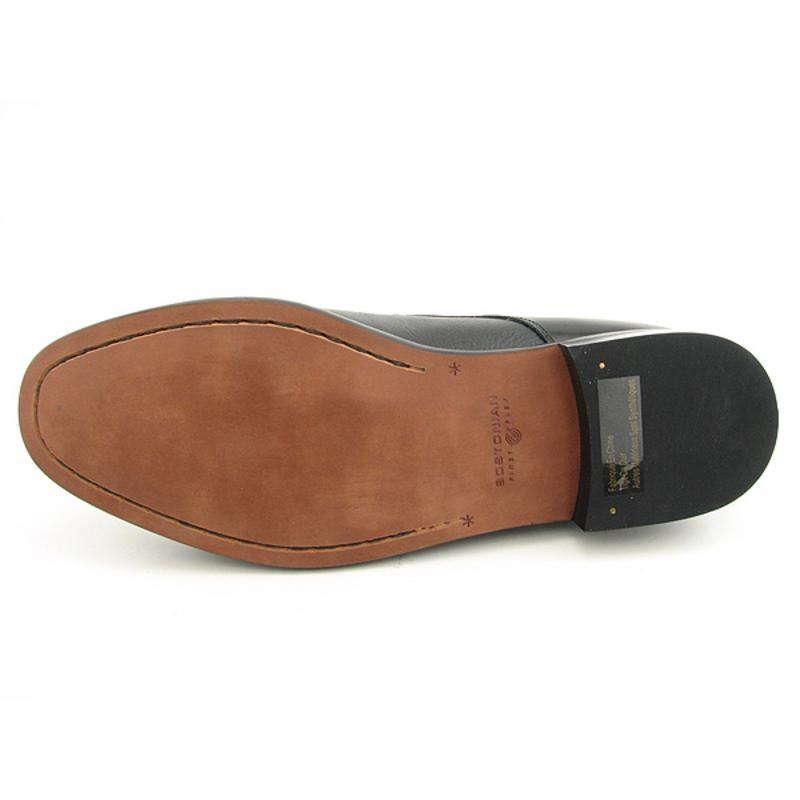 BOSTONIAN Men's Dennison Black Dress Shoes (Size 13)