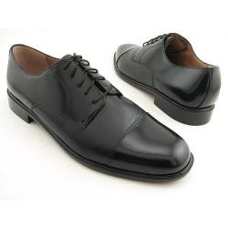 BOSTONIAN Men's Dennison Black Dress Shoes (Size 13)