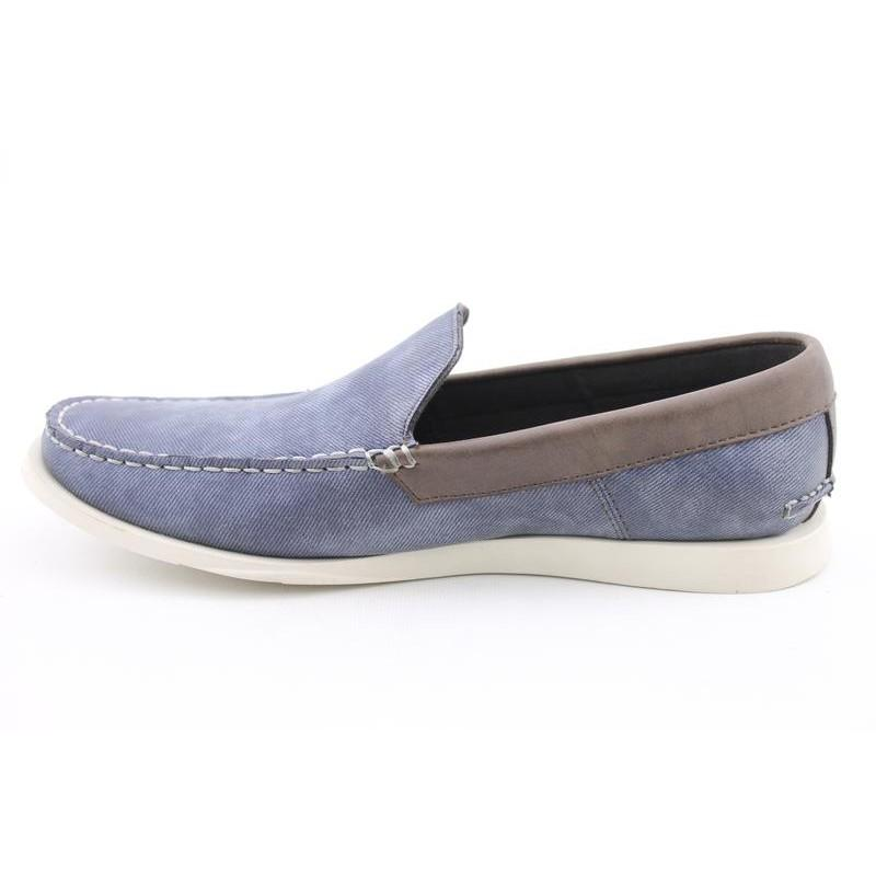 Kenneth Cole Reaction Men's Drift-ing Blue Casual Shoes