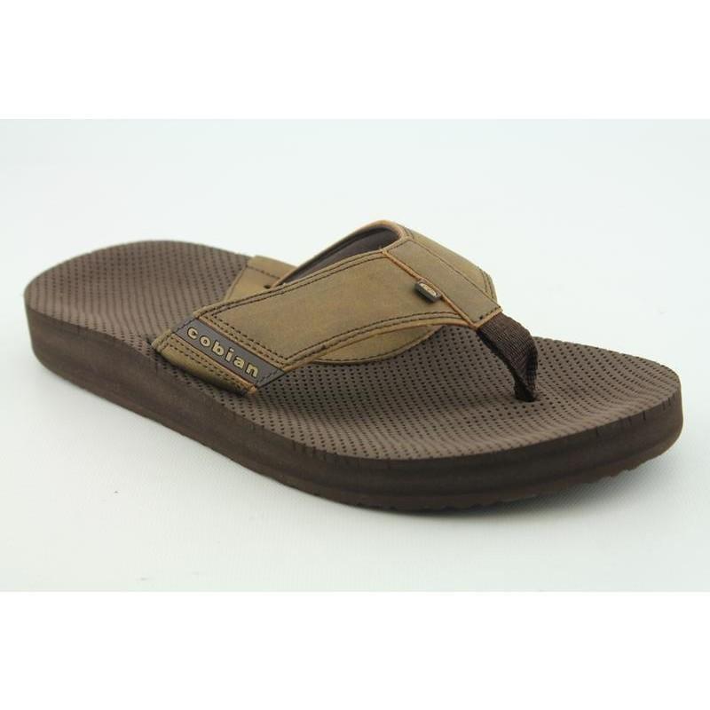 Cobian Men's ARV2 Brown Sandals
